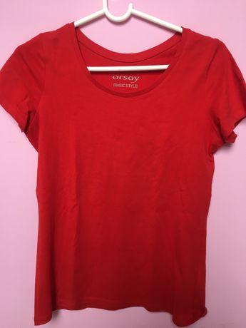 NOWA koszulka T-Shirt Orsay Basic