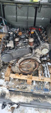 Silnik a8 d3 uszkodzony