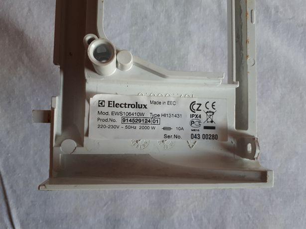 ELEKTROLUX EWS106410W – części do pralki