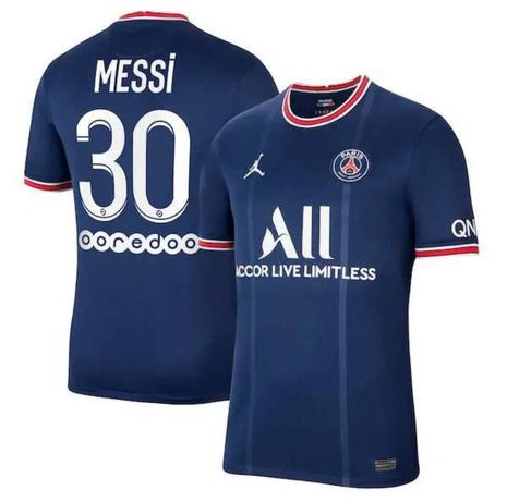 camisola do Messi psg