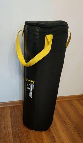 Worek bokserski treningowy 20 kg z mocowaniem i owijkami