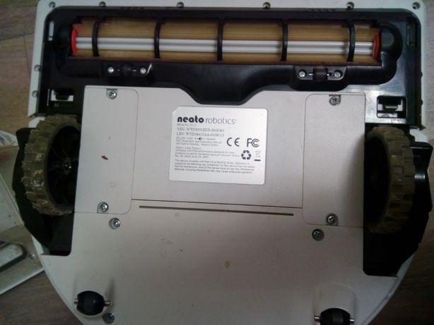 neato xv-12 на зч робот пылесос