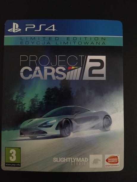 Project cars 2 na ps4 z kodem