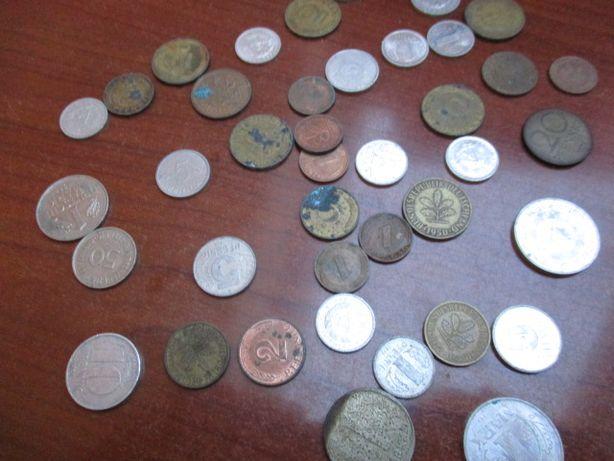 monety byłej NRD i NRF