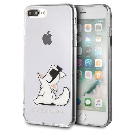 Karl Lagerfeld Klhci8lcfnrc Iphone 7/8 Plus Hardcase Transparente Choupette Fun