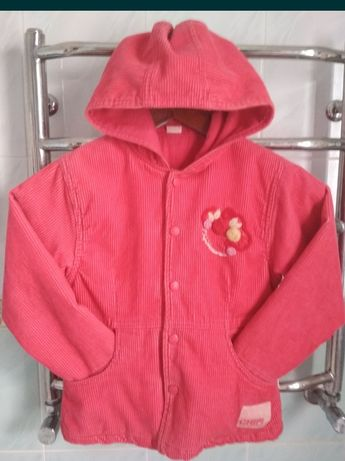 Куртка (пальто) девочке
