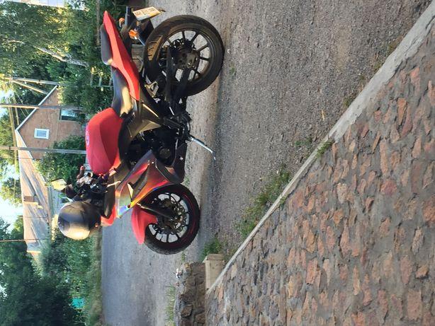 Мотоцикл мустанг мт 200