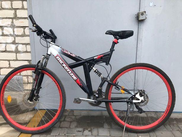 Немецкий велосипед Mckenzie hill 400