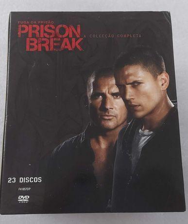 Prision  Break série completa