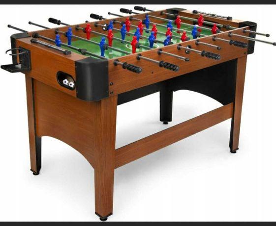 Duży nowy stół do piłkarzyków piłkarzyki