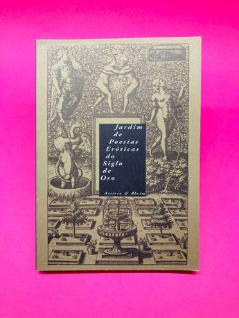 "Jardim de Poesias Eróticas do ""Siglo de Oro"""