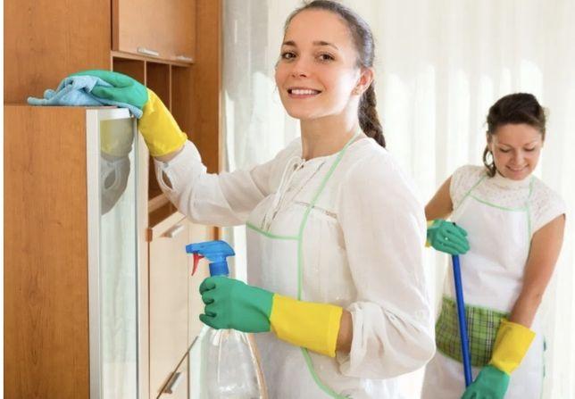Прибирання квартир від 10, миття вікон, генеральне прибирання, клінінг