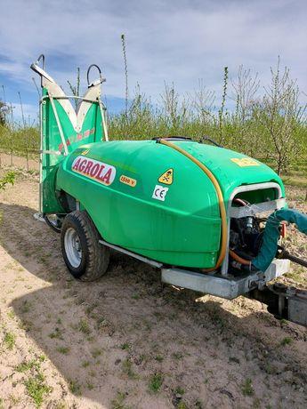 Opryskiwacz sadowniczy Agrola turbo 1500l