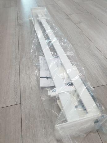 Stojak grzejnikowy DIAMOND do grzejnika stalowego H- 900