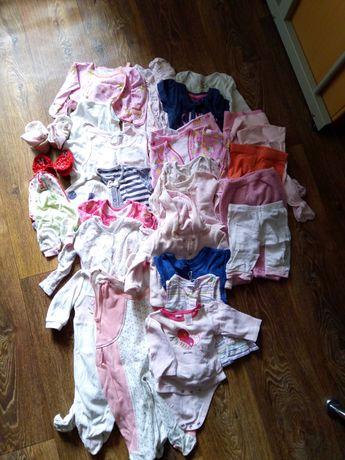 Пакет одежды от 0 до 18 месяцев