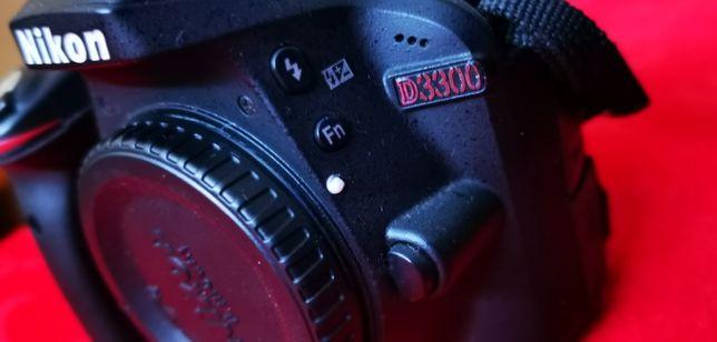 nikon d3300 como nova+lente 18-55mm+lente 50mm+lente 55-200mm