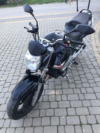 Suzuki GSR 600 ROK 2006