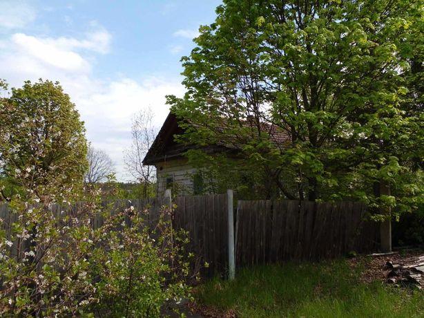 Участок 25 сот. с домом по реставрацию или снос