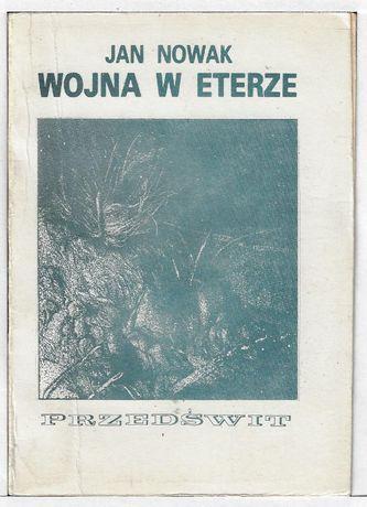 Wojna w eterze - II obieg ___ Jan Nowak ___ 1986
