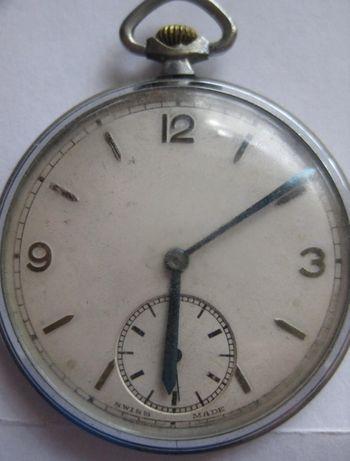 Zegarek Kiesznkowy ART-DECO lata ok 1920 r Swiss made