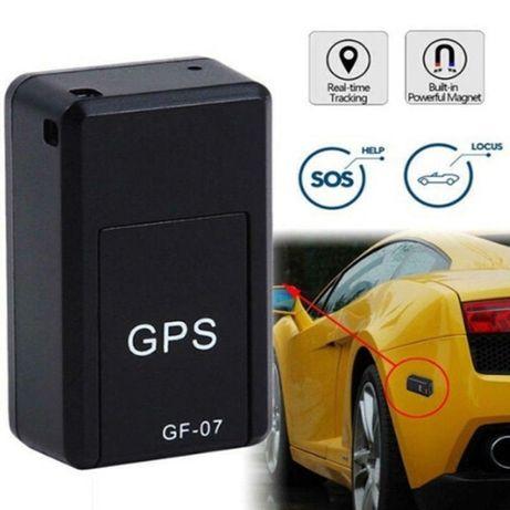 Mini GPS em tempo real Localizador Carro/mota Magnético