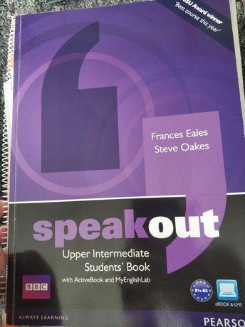 Speakout Pearson z płytą