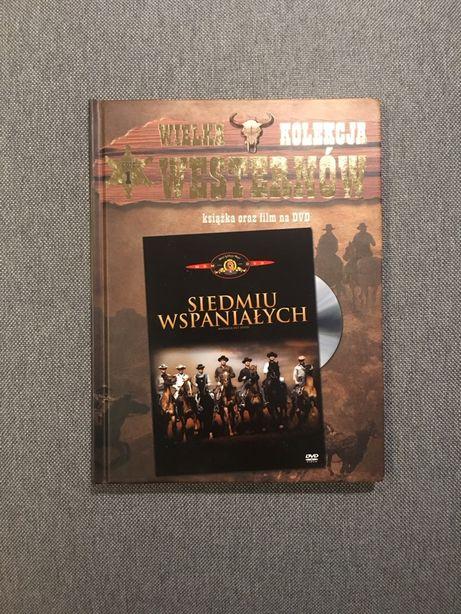 film na dvd płyta cd western siedmiu wspaniałych 7 wspaniałych