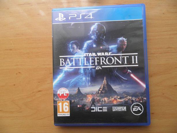 Gra na PS 4 StarWars Battlefront 2 + gratis