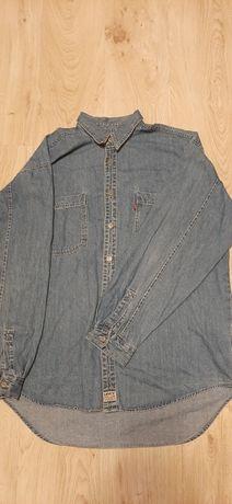 Levis джинсовая рубашка