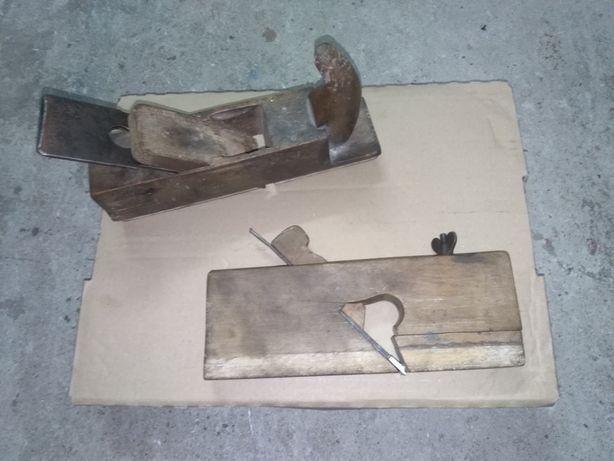 Stary hebel strug drewniany