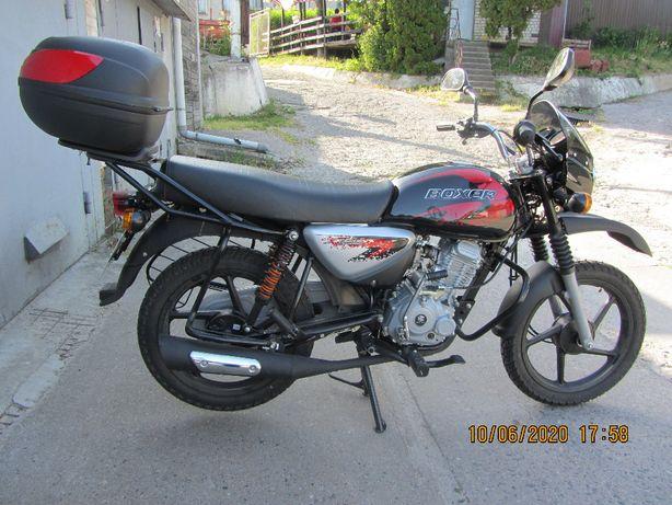 продам мотоцыкл Bajaj Boxer 125(Kawasaki Boxer}