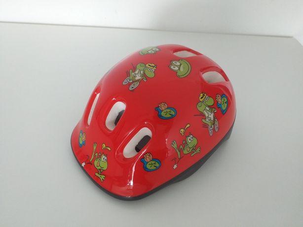 Capacete bicicleta criança - tamanho M