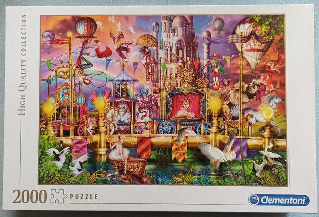 Puzzle Clementoni Cyrk 2000 el.