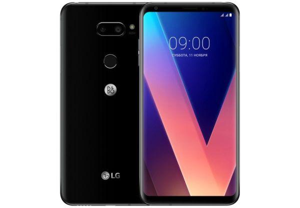 Оригинальный LG V30+ (US998) 4/128GB, Новые, Цвета