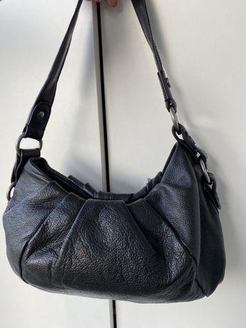 Кожаная сумка хобо Simply Vera Wang.как Zara, mango.