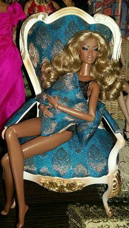 Мебель для кукол барби кресло