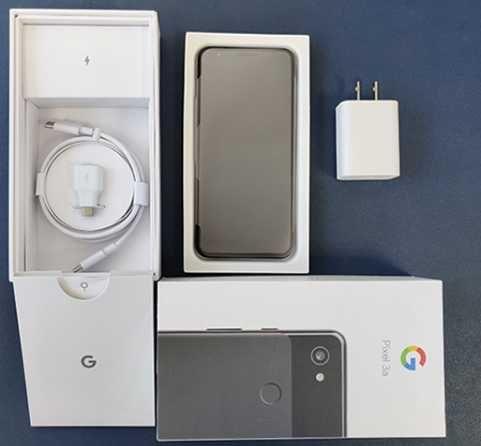 Google Pixel 3a-3aXL 4/64 Black
