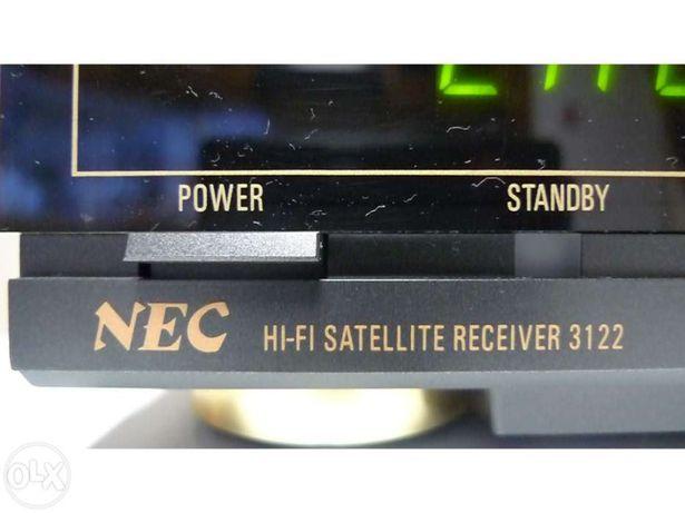 Digital Satellite receiver Nec 3122