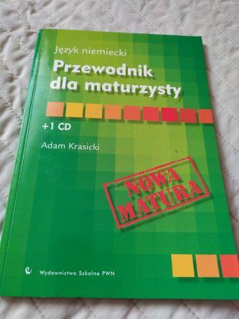 Język niemiecki, przewodnik dla maturzysty- Adam Krasicki, Nowa Matura