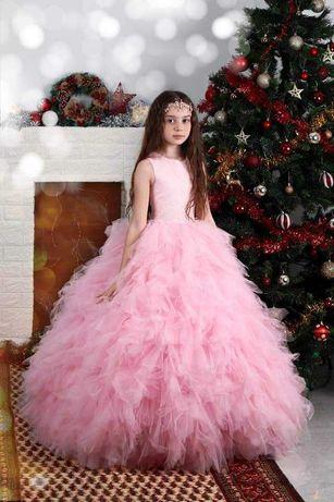Пошив детского праздничного платья