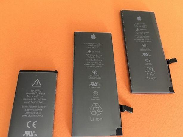 Оригинал Батарея аккумулятор к iPhone (айфон) 5-5s-6-6s-7-8-X Plus+