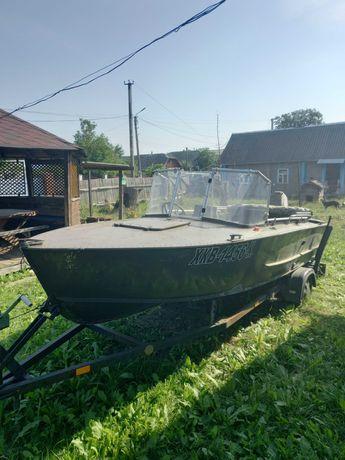 Лодка Прогрес 2М