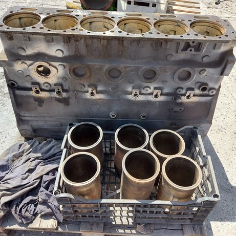 Blok silnika Fendt 515c