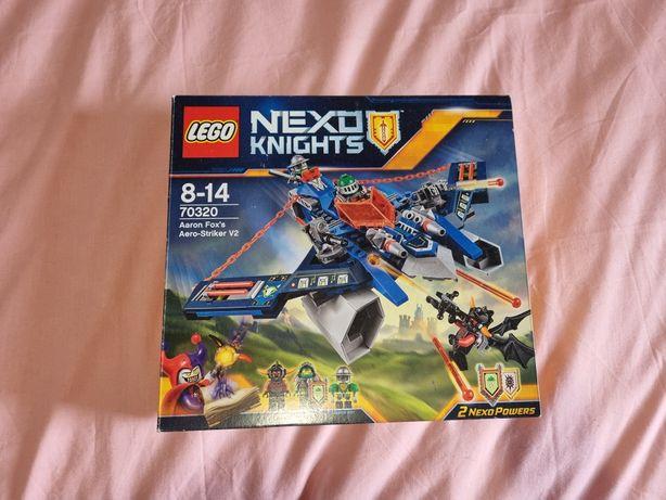 Lego 70320 - Aaron Fox's aero striker