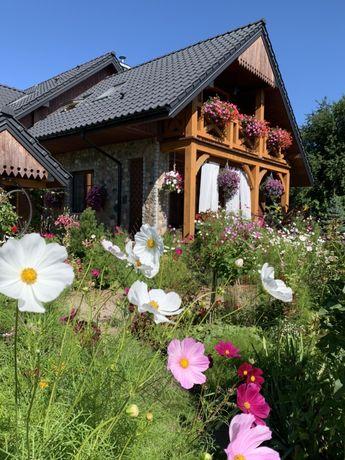 Dom, Jezioro Zagłębocze, Poleski Park Narodowy-Poleski Zakątek Rowery