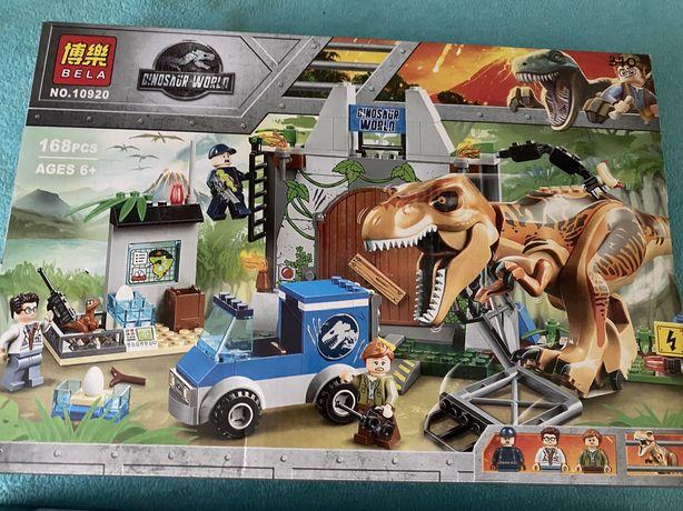 Конструктор Dinosaur Wirld