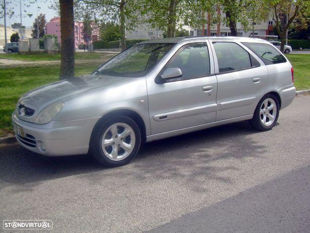 Citroën Xsara Break 1.4 HDi Premier 03