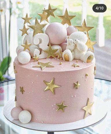 Юбилейные и детские торты