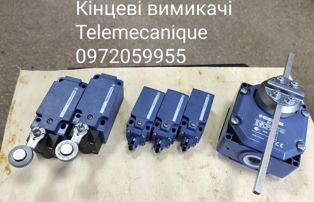 Кінцеві вимикачі Telemecanique