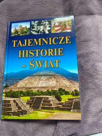Tajemnicze historie świat, książka